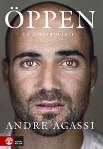Öppen (e-bok) av André Agassi