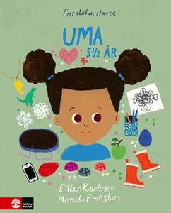 Uma 5 1/2 år (e-bok) av Ellen Karlsson