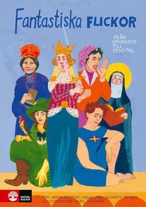 Fantastiska flickor (e-bok) av Janina Kastevik,