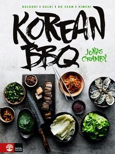 Korean BBQ (e-bok) av Jonas Cramby