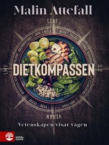 Dietkompassen (e-bok) av Malin Attefall