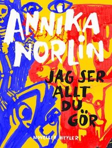 Jag ser allt du gör (e-bok) av Annika Norlin