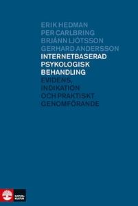 Internetbaserad psykologisk behandling (e-bok)