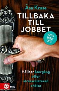 Tillbaka till jobbet (e-bok) av Åsa Kruse