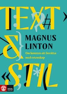 Text och stil (e-bok) av Magnus Linton