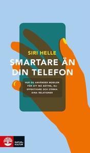 Smartare än din telefon (e-bok) av Siri Helle