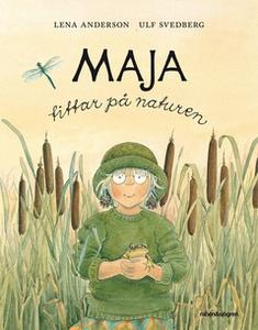 Maja tittar på naturen (e-bok) av Lena Anderson