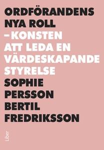 Ordförandens nya roll (e-bok) av Sophie Persson