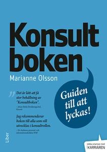 Konsultboken (e-bok) av Marianne Olsson