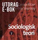 Sociologisk teori, e-bok