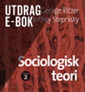 Sociologisk teori, e-bok (e-bok) av George Ritz