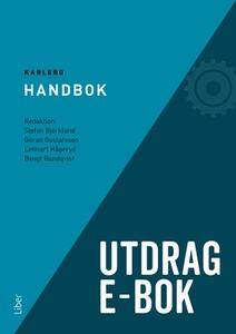 Karlebo handbok (e-bok) av Lennart Hågeryd