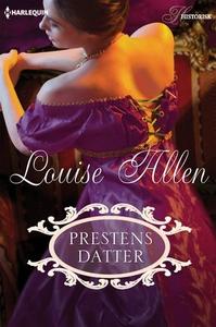 Prestens datter (ebok) av Louise Allen