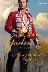 Miss Pallants kaptein (ebok) av Diane Gaston