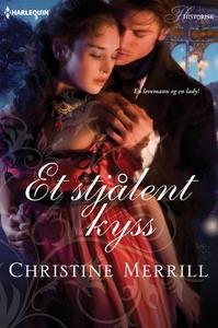 Et stjålent kyss (ebok) av Christine Merrill