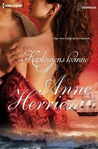 Kapteinens kvinne (ebok) av Anne Herries