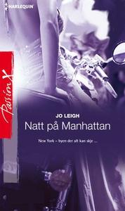 Natt på Manhattan (ebok) av Jo Leigh