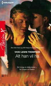 Alt han vil ha (ebok) av Vicki Lewis Thompson