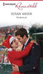 Vår første jul (ebok) av Susan Meier