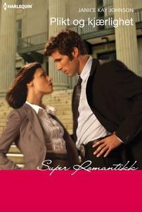 Plikt og kjærlighet (ebok) av Janice Kay John