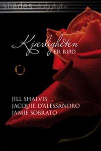 Kjærligheten er rød (ebok) av Jill Shalvis, J