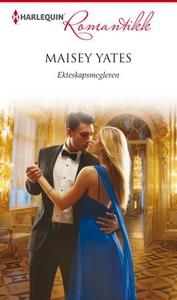 Ekteskapsmegleren (ebok) av Maisey Yates