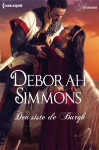 Den siste de Burgh (ebok) av Deborah Simmons