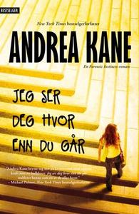 Jeg ser deg hvor enn du går (ebok) av Andrea