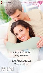 Min hånd i din ; Sju års lengsel (ebok) av Am