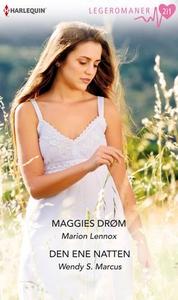 Maggies drøm ; Den ene natten (ebok) av Mario