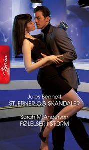 Stjerner og skandaler ; Følelser i storm (ebo