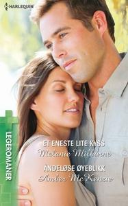 Et eneste lite kyss ; Åndeløse øyeblikk (ebok