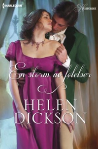 En storm av følelser (ebok) av Helen Dickson