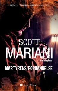 Martyrens forbannelse (ebok) av Scott Mariani