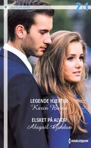 Legende hjerter ; Elsket på alvor (ebok) av K