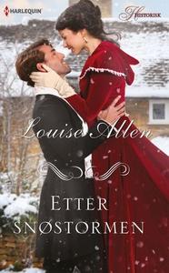 Etter snøstormen (ebok) av Louise Allen