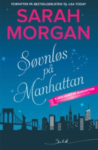 Søvnløs på Manhattan (ebok) av Sarah Morgan