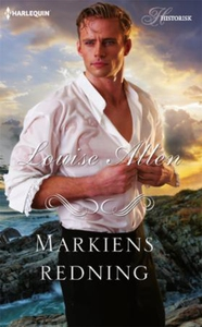 Markiens redning (ebok) av Louise Allen