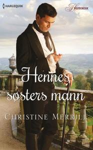 Hennes søsters mann (ebok) av Christine Merri