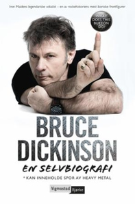Bruce Dickinson (ebok) av Bruce Dickinson
