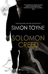Solomon Creed (ebok) av Simon Toyne