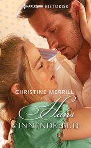 Hans vinnende bud (ebok) av Christine Merrill