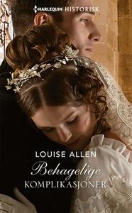Behagelige komplikasjoner (ebok) av Louise Al