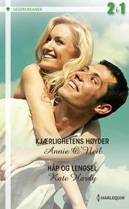 Kjærlighetens høyder ; Håp og lengsel (ebok)