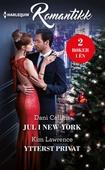 Jul i New York ; Ytterst privat