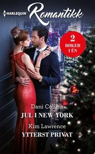 Jul i New York ; Ytterst privat (ebok) av Dan