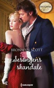 Sesongens skandale (ebok) av Bronwyn Scott