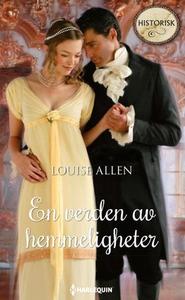 En verden av hemmeligheter (ebok) av Louise A