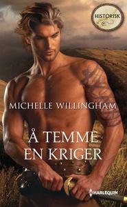 Å temme en kriger (ebok) av Michelle Willingh