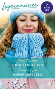 Tornado av følelser ; Vinterbryllup i Vegas (